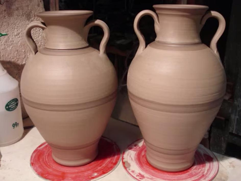 Greek Roman pottery