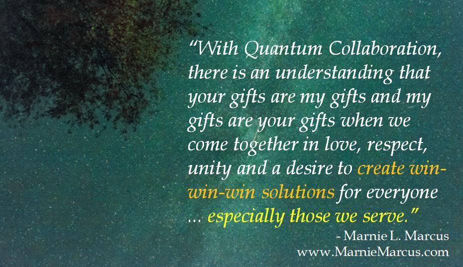 quantum collaboration