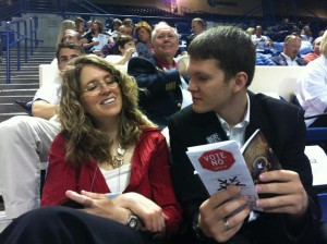 marnie and caleb at republican convention