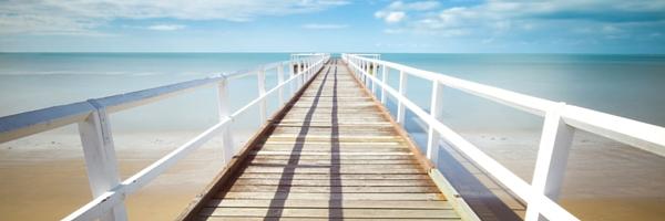 Beach Dock - Summer Sale