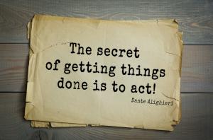 accomplish big things