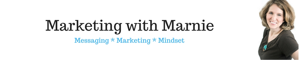 Marketing with Marnie Logo